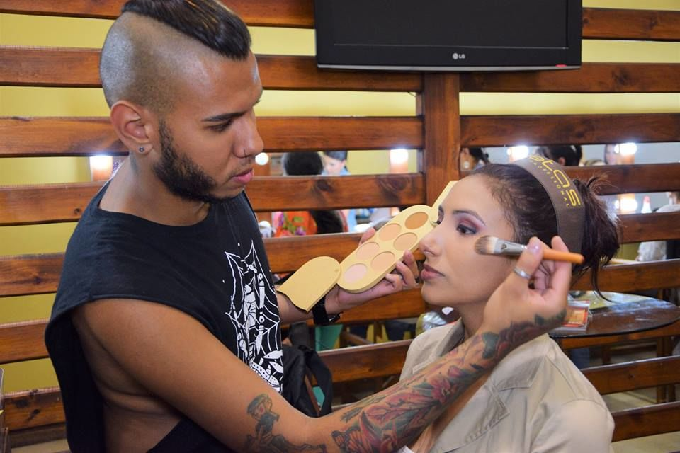 Caretas Maquillaje Profesional
