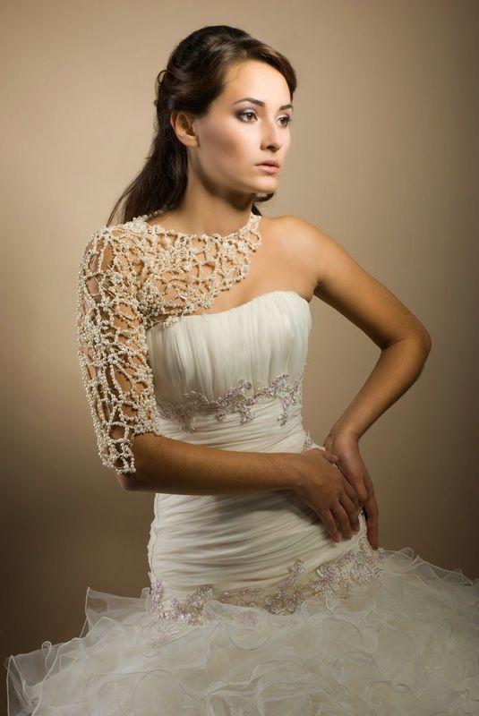 Robe de mariée couture PEARL