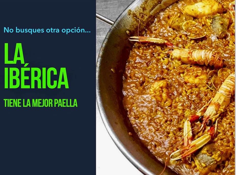 La Ibérica Gastronómica