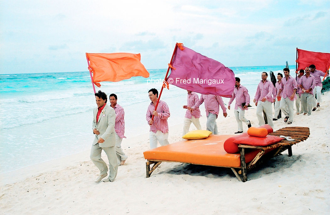 Mexique / On the beach