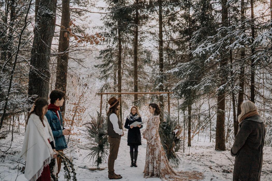 Ślub humanistyczny - Twoje Osobiste Święto Miłości