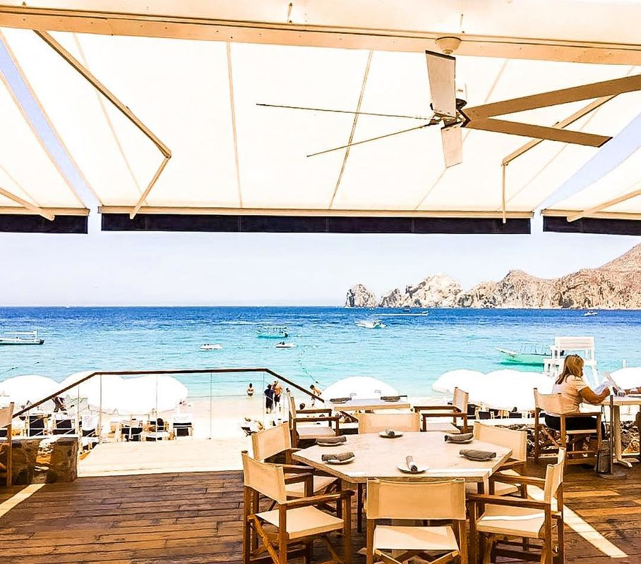 SUR Beach House Los Cabos