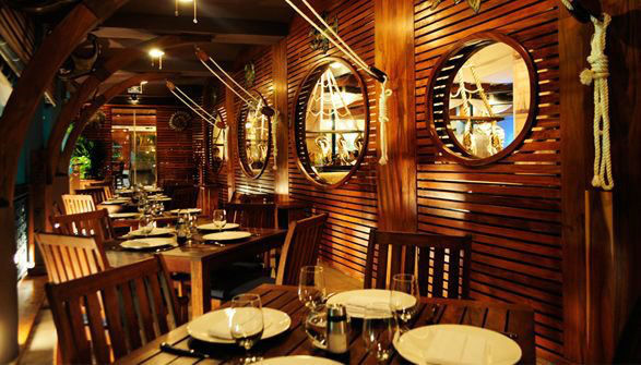 Restaurante Fred's House