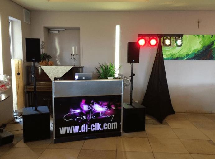Beispiel: DJ, Foto: DJ Chris le Kay