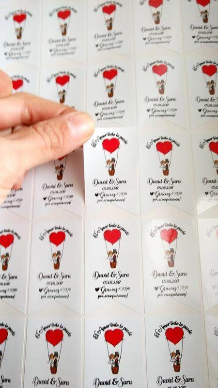 stickers cinta 5x3
