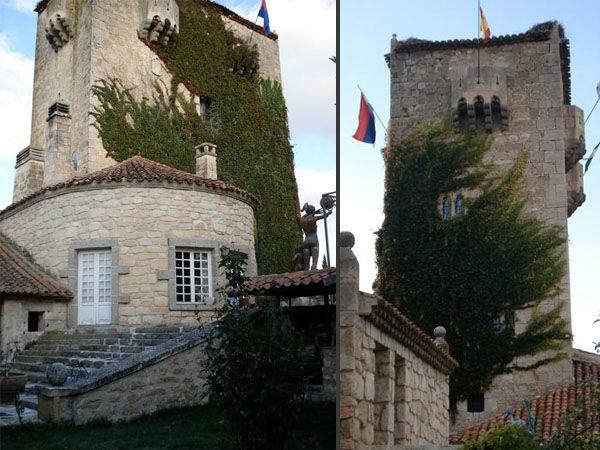 Castillo de Sangulo