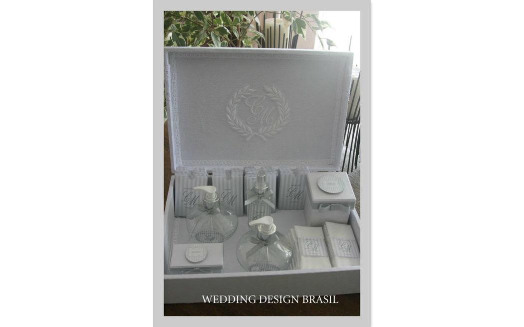 Wedding Design Brasil - convites e lembranças