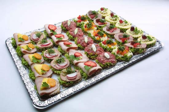 Beispiel: Kalte Platten, Foto: Dwenger Catering & Events.
