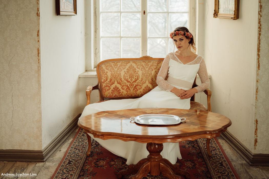 Elementar Brautmode