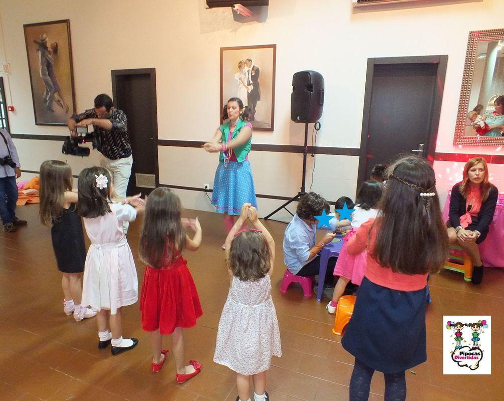 Danças/ coreografias