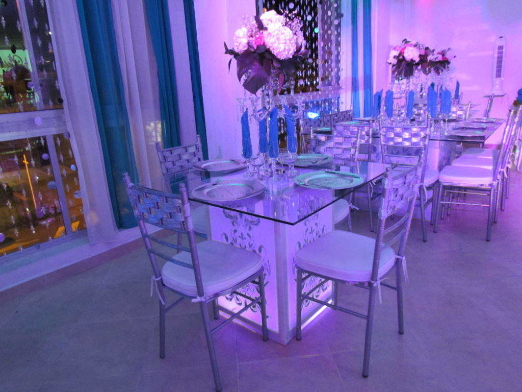 Banquetes San Angelo