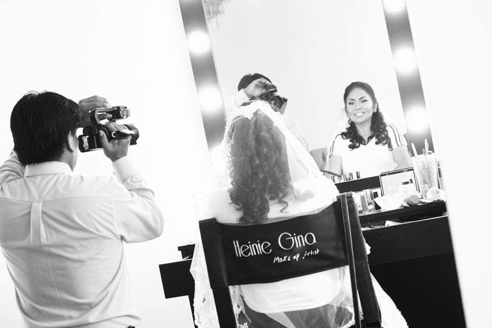 Heinie Gina Make Up & Hair