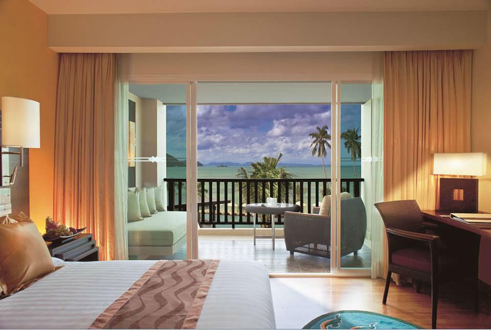 Beispiel: Hotelzimmer mit Ausblick, Foto: Neckermann.