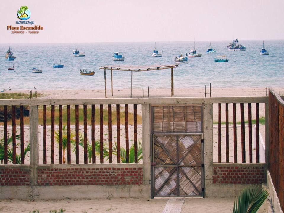 Hospedaje Playa Escondida