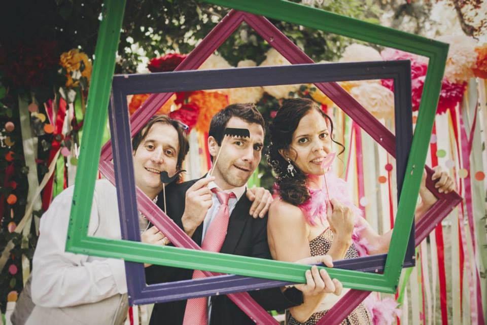 Novios de boda