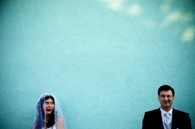 Beispiel: Originelle Hochzeitsfotografie, Foto: Licht Film.