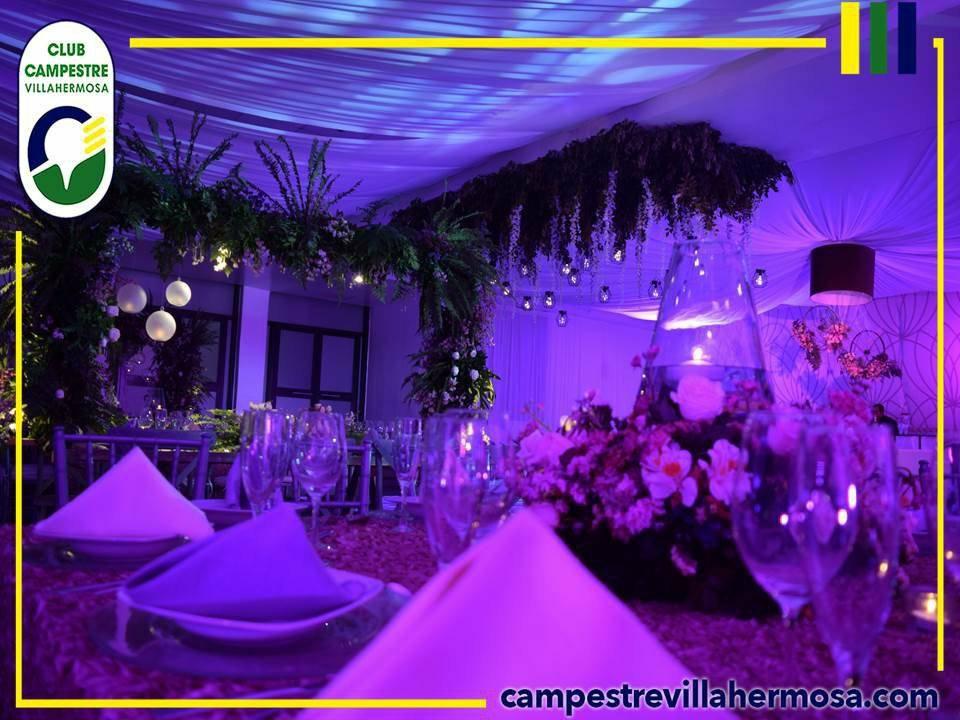 Club Campestre Villahermosa