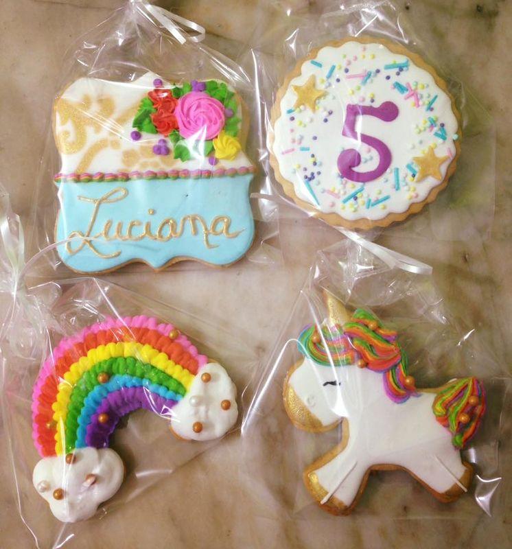 Veggie Vane Cupcakes y Postres