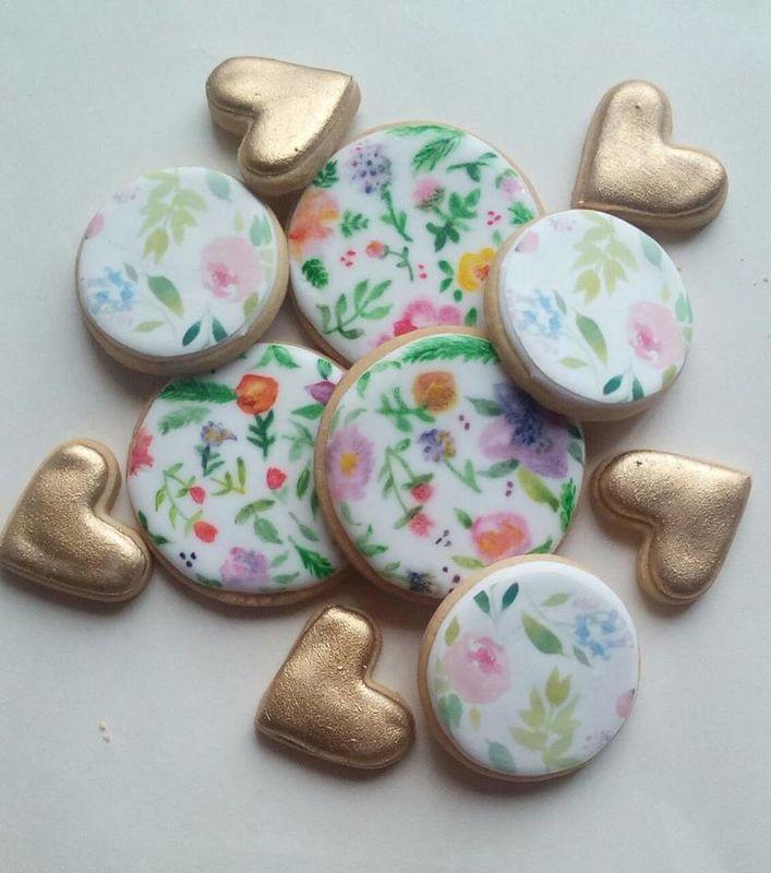 Conejo Blanco Cookies