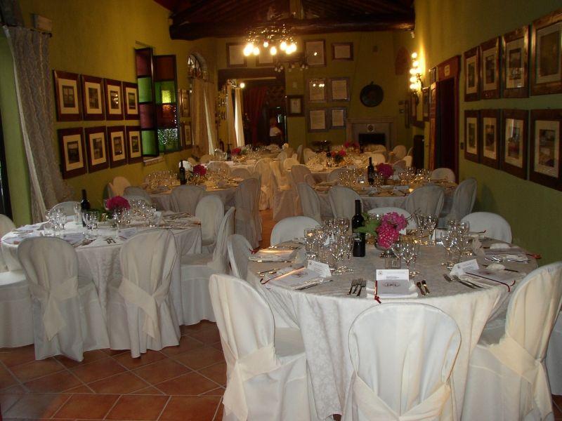 Villa La Clausura location e catering
