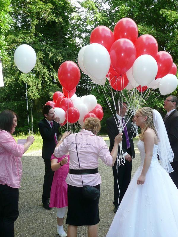 Beispiel: Organisation und Planung Ihrer Hochzeit, Foto: Agentur Traumhochzeit Nürnberg.