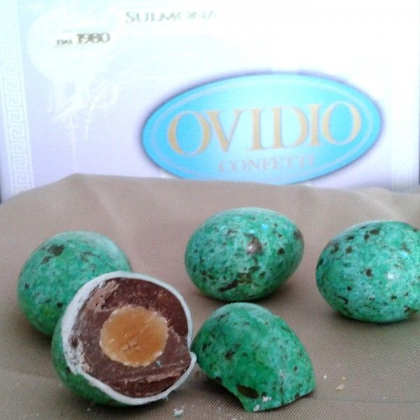 Confetti Ovidio