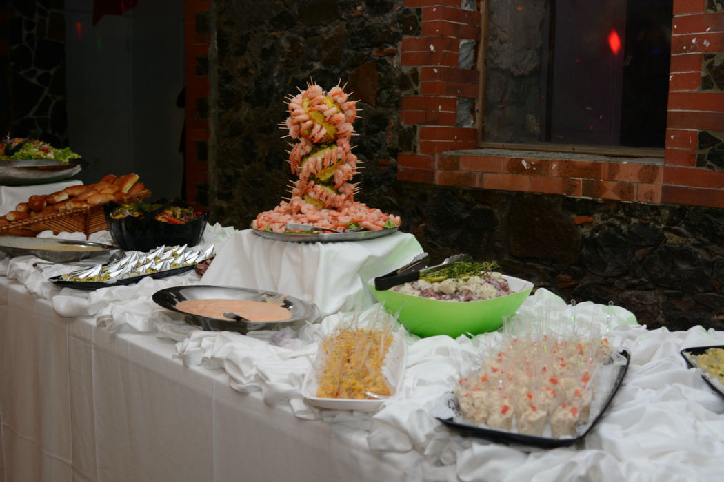Buffet Roda Traiteur