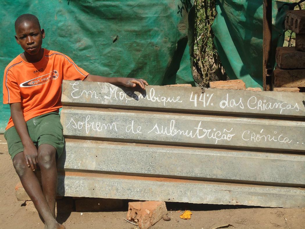 Projeto em Moçambique