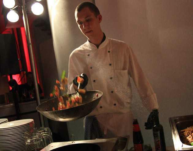 Beispiel: Erfahrene Köche, Foto: First Catering.