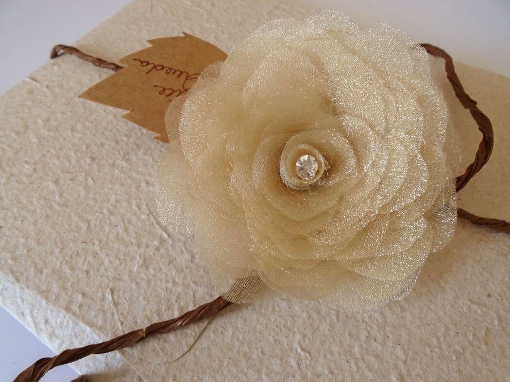 Flores de Tecido HHBrasil