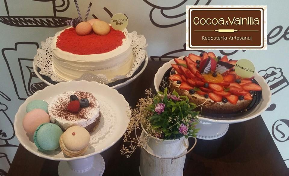 Cocoa & Vainilla - reposteria artesanal