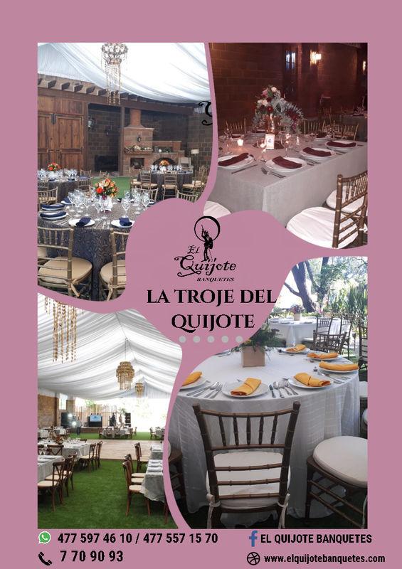 El Quijote Banquetes