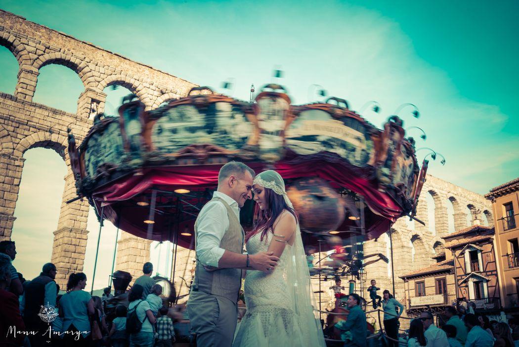 Manu Amarya Fotografo de bodas