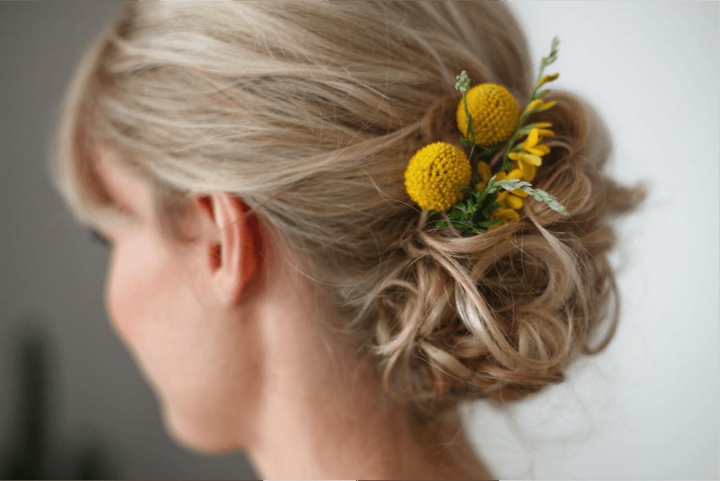 Bruid Hair& make-up op locatie Haarlem