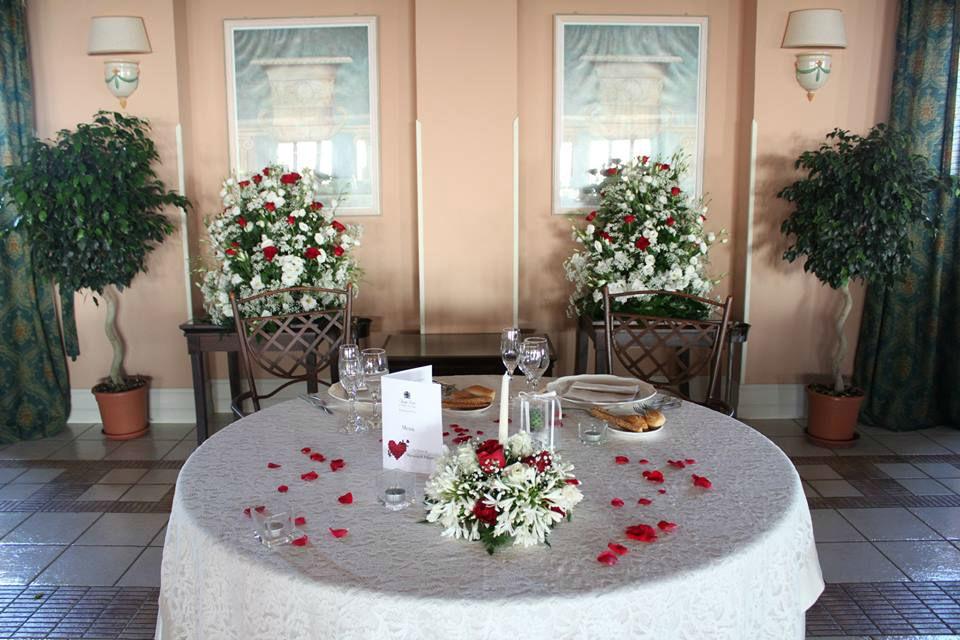 Sala Mandragola - Tavolo degli Sposi