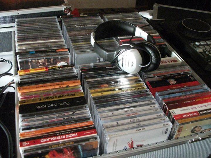 CD's/fones