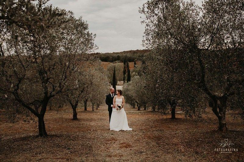 Wedding Tuscany Joel & Nadine