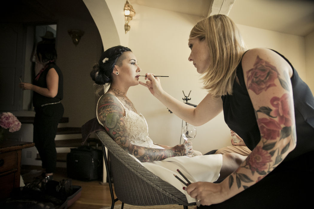 Audrey Make-Up Artist
