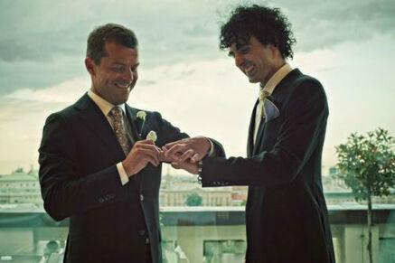 Beispiel: Fotos von der Trauzeremonie, Foto: Finest Wedding Photography Susi Nagele.