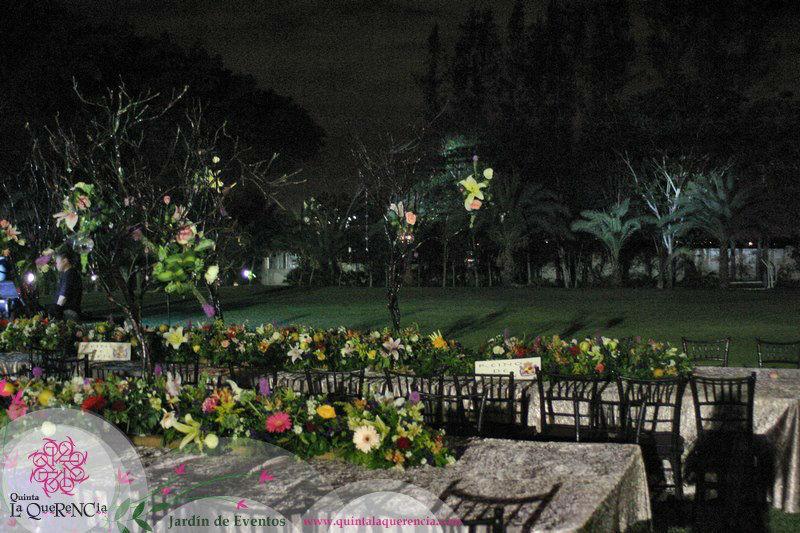 Quinta la Querencia. Jardines. Medellin de Bravo, Veracruz.