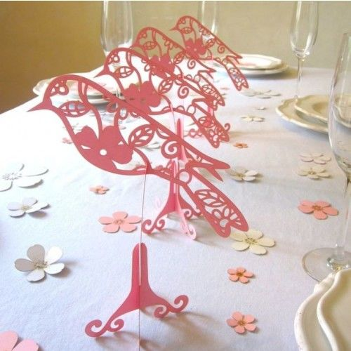 Beispiel: Tischdekoration,  Foto: shopandmarry.