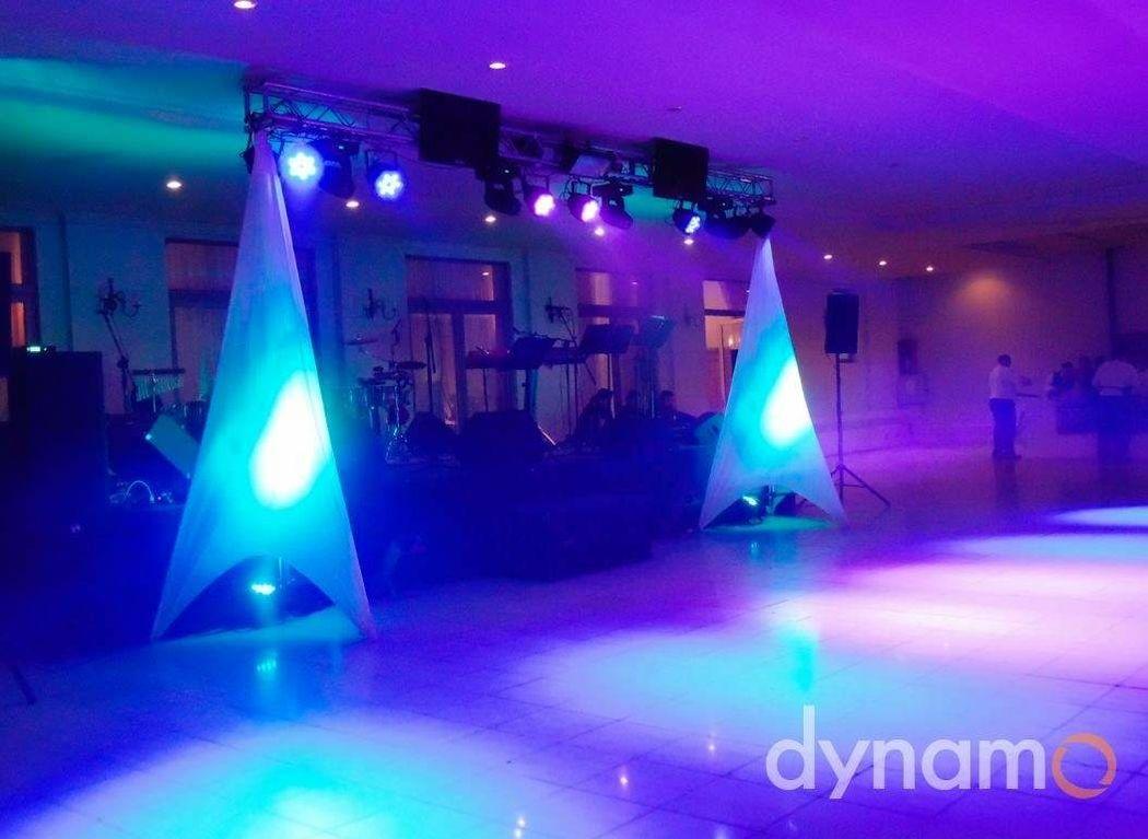 Eventos Dynamo V Region