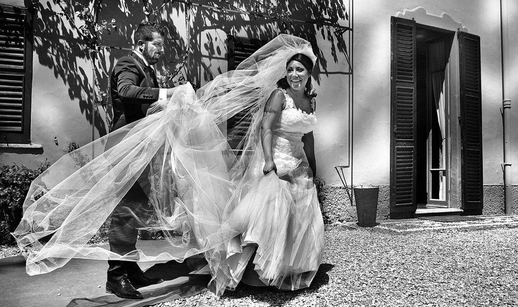 Arese. Matrimonio a La Valera