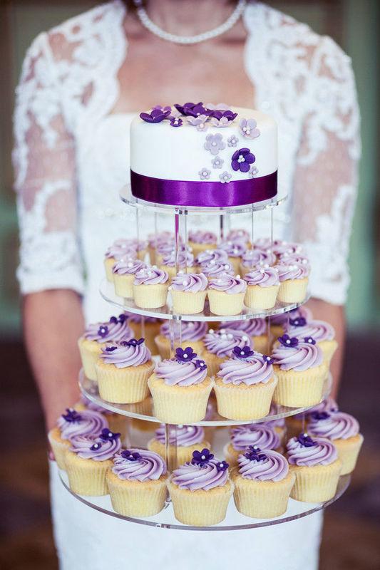 Beispiel: Für Ihre Hochzeit das Besondere, Foto: Cupcake Affair.