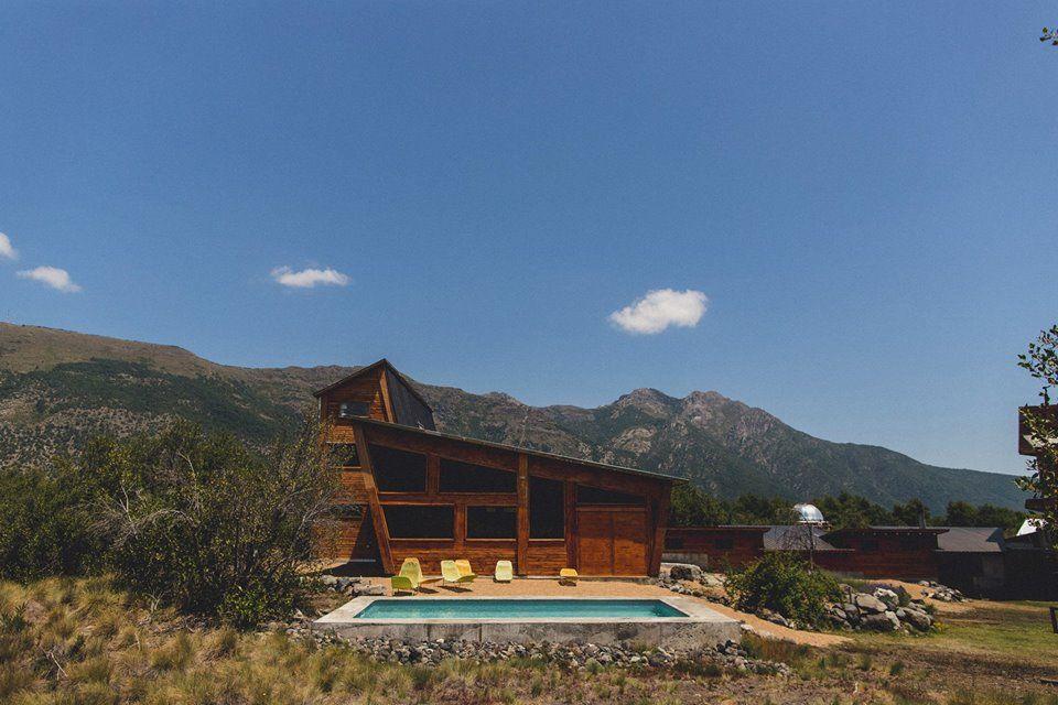 Hotel de montaña Valle las Trancas
