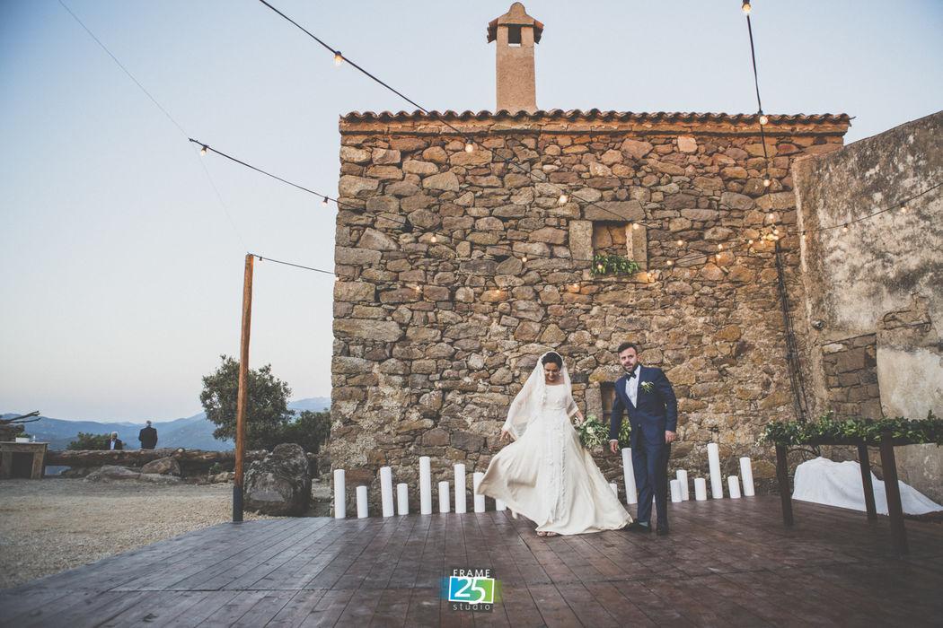Matrimonio rustico in Sardegna