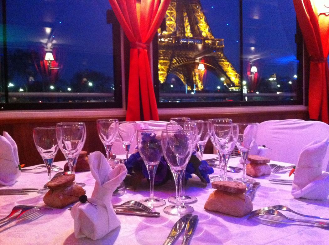Les Péniches de Paris