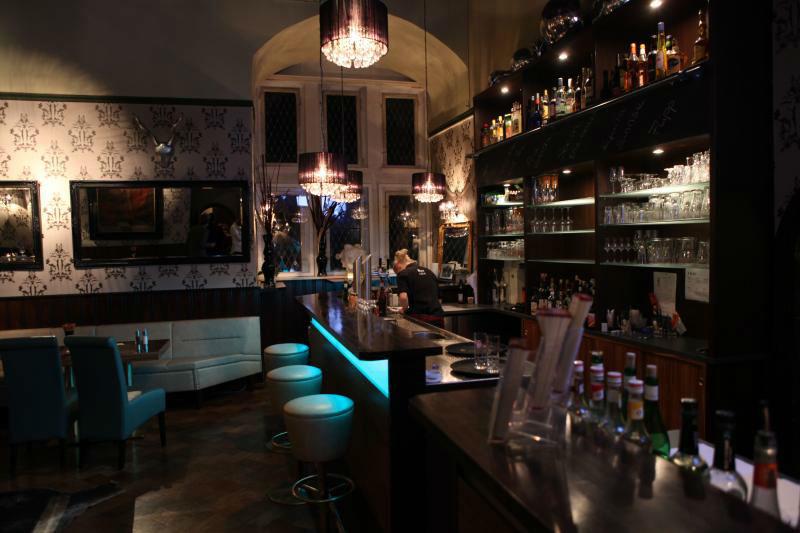 Beispiel: Bar, Foto: Schlosshotel Friedewald.