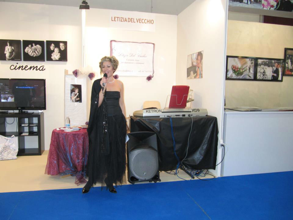 Letizia Del Vecchio