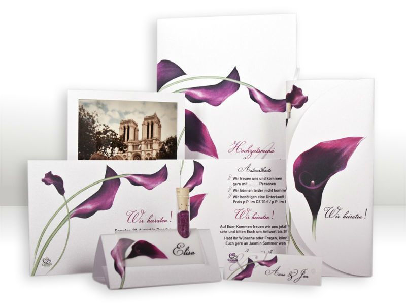 Beispiel: Kartenset Serie The Beauty, Foto: Cloud9 Design.